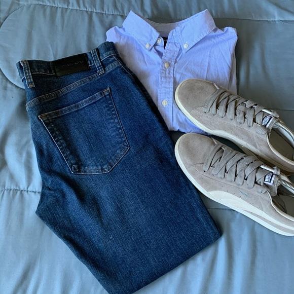 Michael Kors Other - Michael Kors Parker Slim Fit Jeans EUC